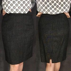 Ann Taylor pencil work skirt